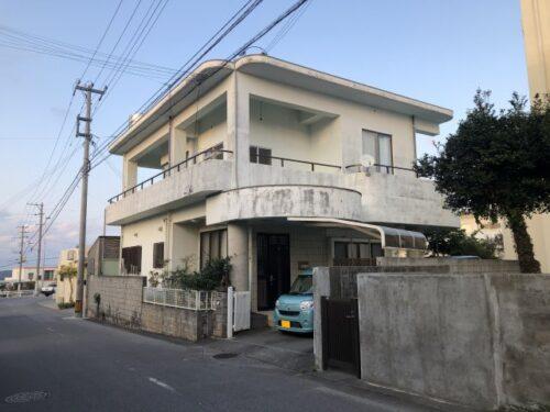 うるま市石川曙3400万円